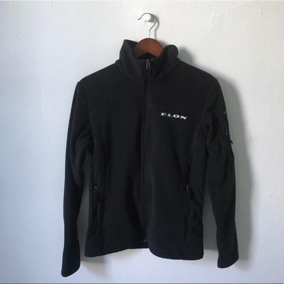 Columbia Jackets & Blazers - Columbia | Elon University full zip fleece | M